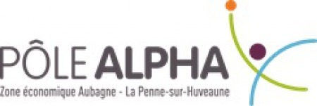 logo Pole alpha